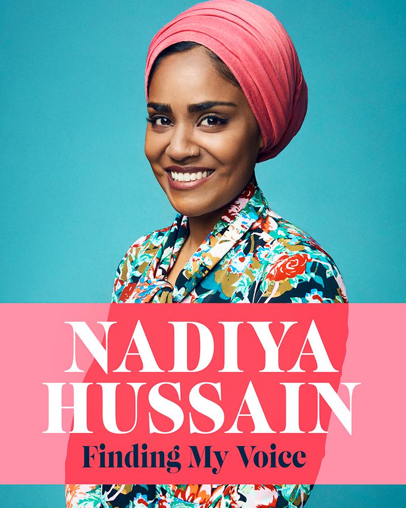 Nadiya Hussain dubai