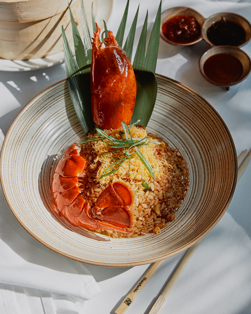 shanghai me chinese restaurant dubai DIFC
