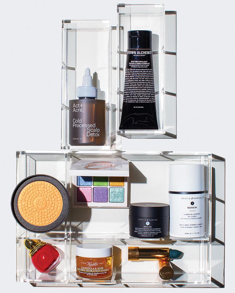 skincare make up new february