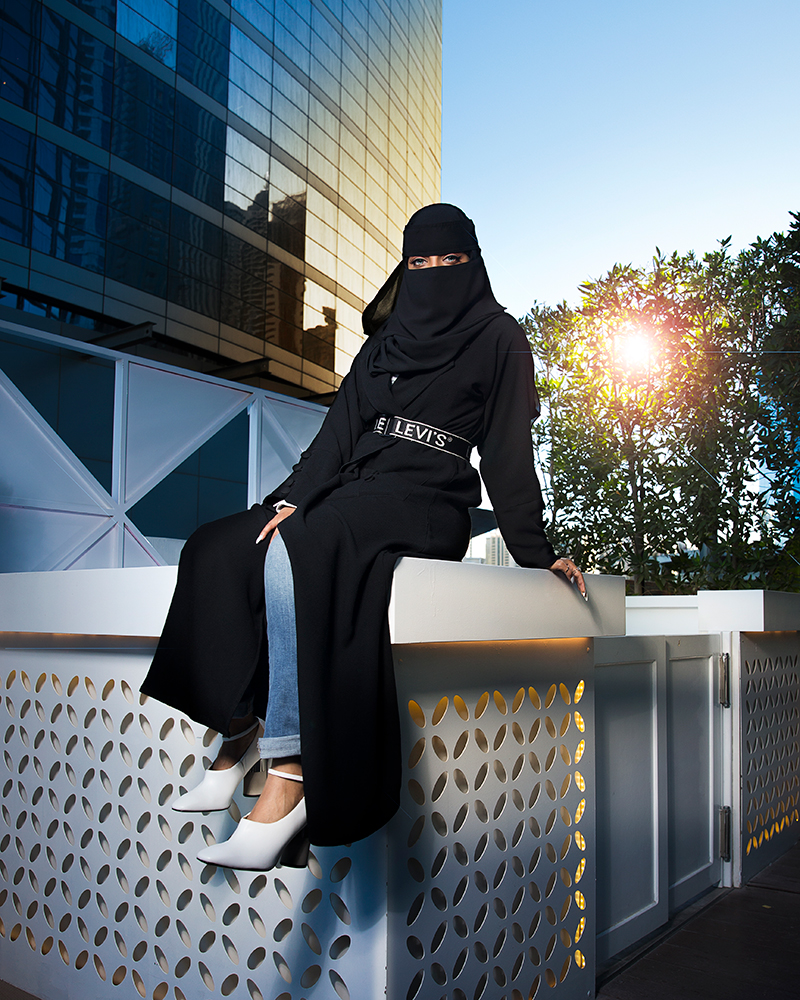 inspiring arab women levis