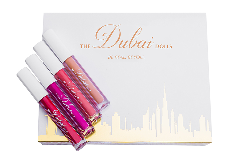 the dubai dolls makeup brand uae