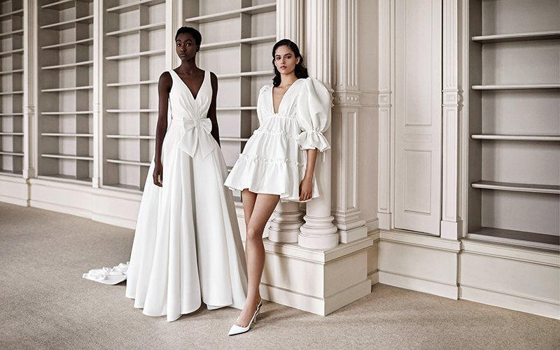 Viktor & Rolf Mariage Spring/Summer 2021 wedding dresses bridal gowns wedding