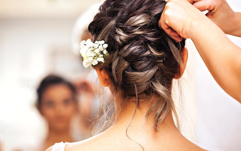 wedding hair tips tricks exper bride emirates woman dubai uae arab