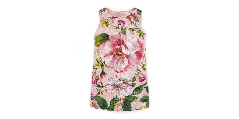 Dolce and gabbana floral dress