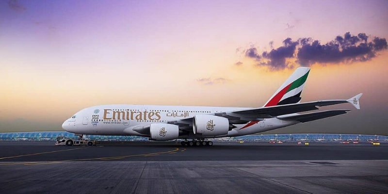 Emirates flights