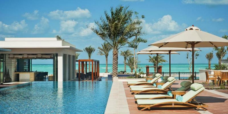 Abu Dhabi pools