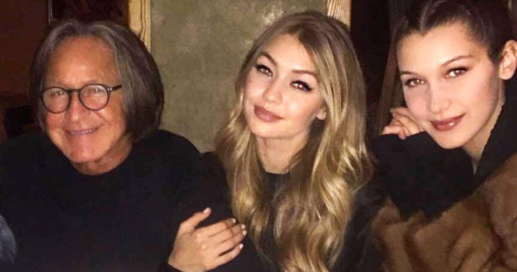 Gigi Hadid, Mohamed Hadid, Bella Hadid