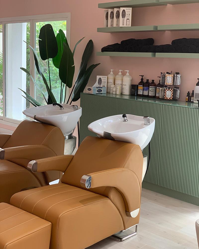 hair nail salon dubai snob