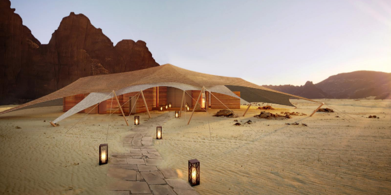 Europe's largest hotel group is opening a luxury resort in Saudi Arabia