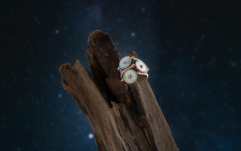 MKS Jewelry moon phase