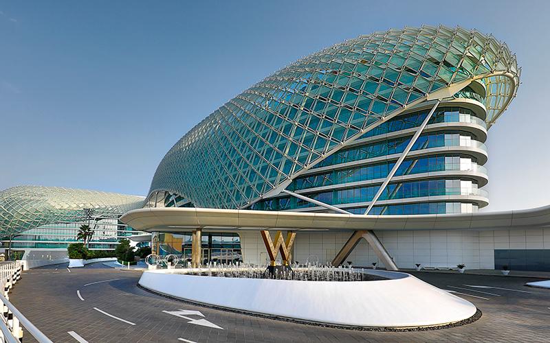 W Abu Dhabi
