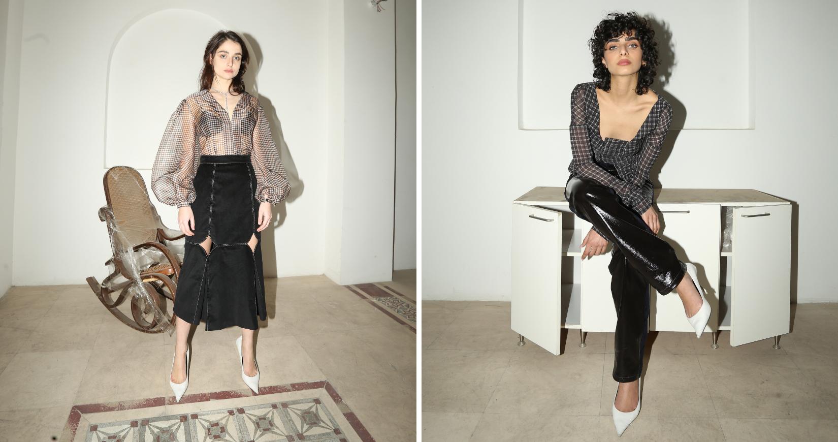 Fashion Trust Arabia Nafsika Skourti
