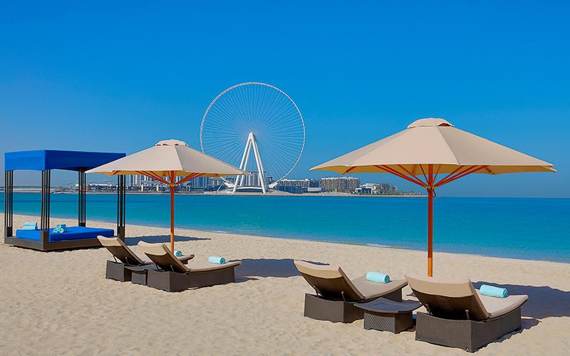 The Ritz-Carlton, Dubai beach pass discount mums