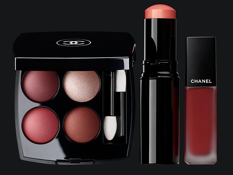 chanel makeup collection Candeur Et Expérience