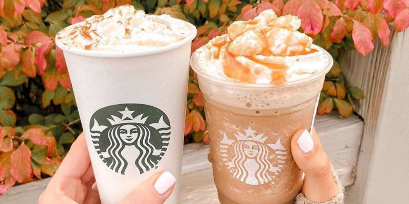 In some exciting news, Starbucks pumpkin spice lattes are back in the UAE