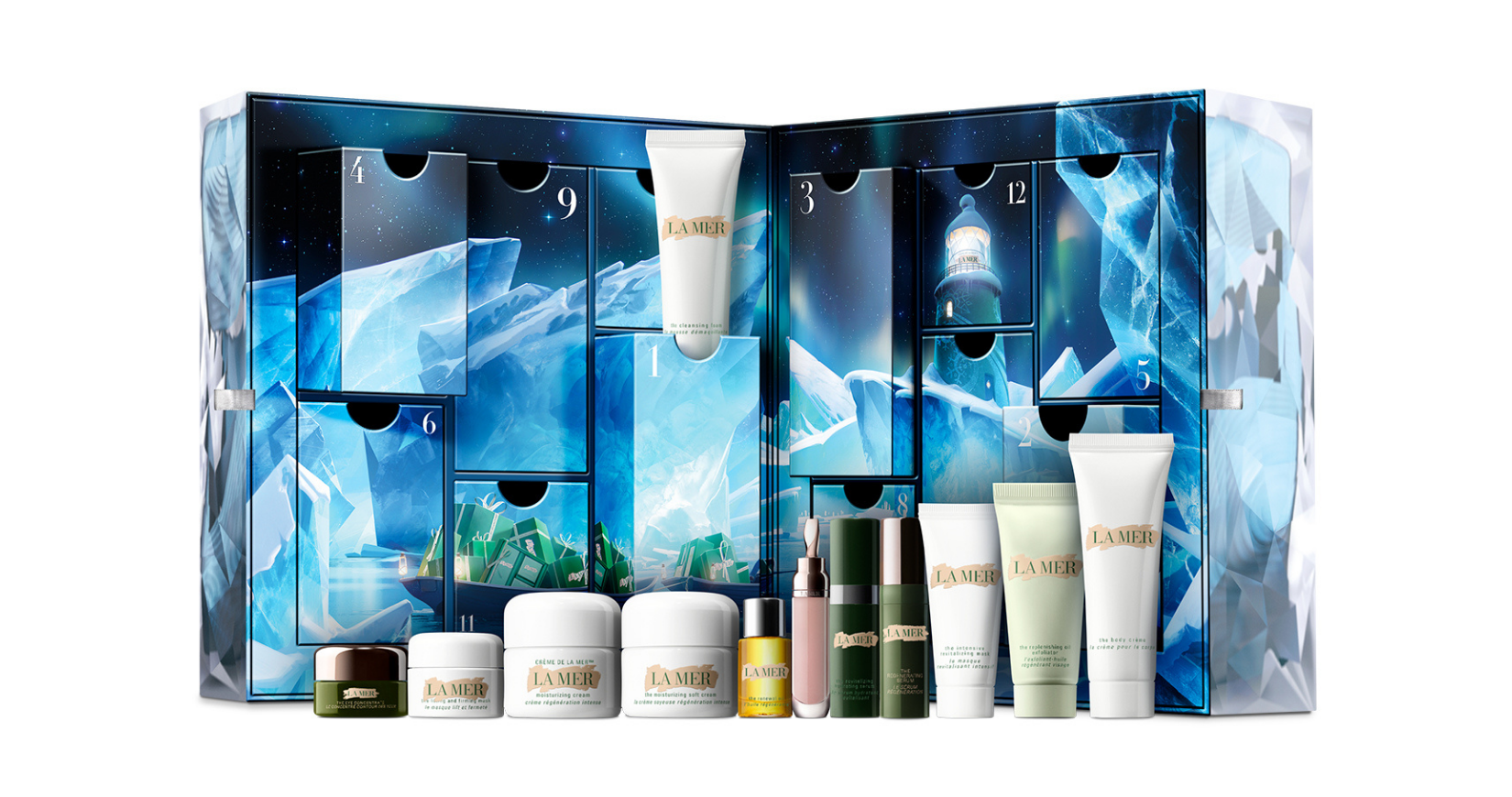 Advent calendars 2020 La Mer