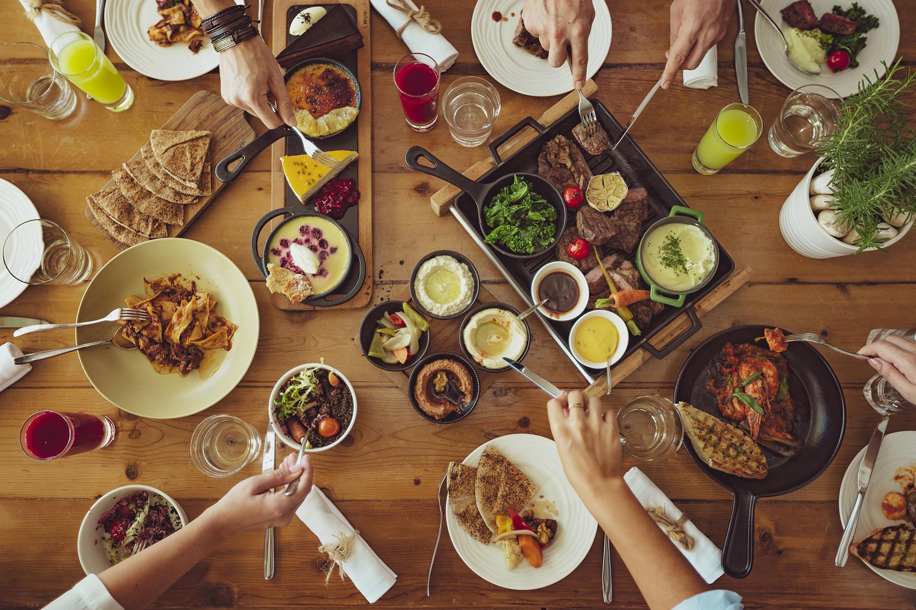Urban Dinner Cafe Nikki1