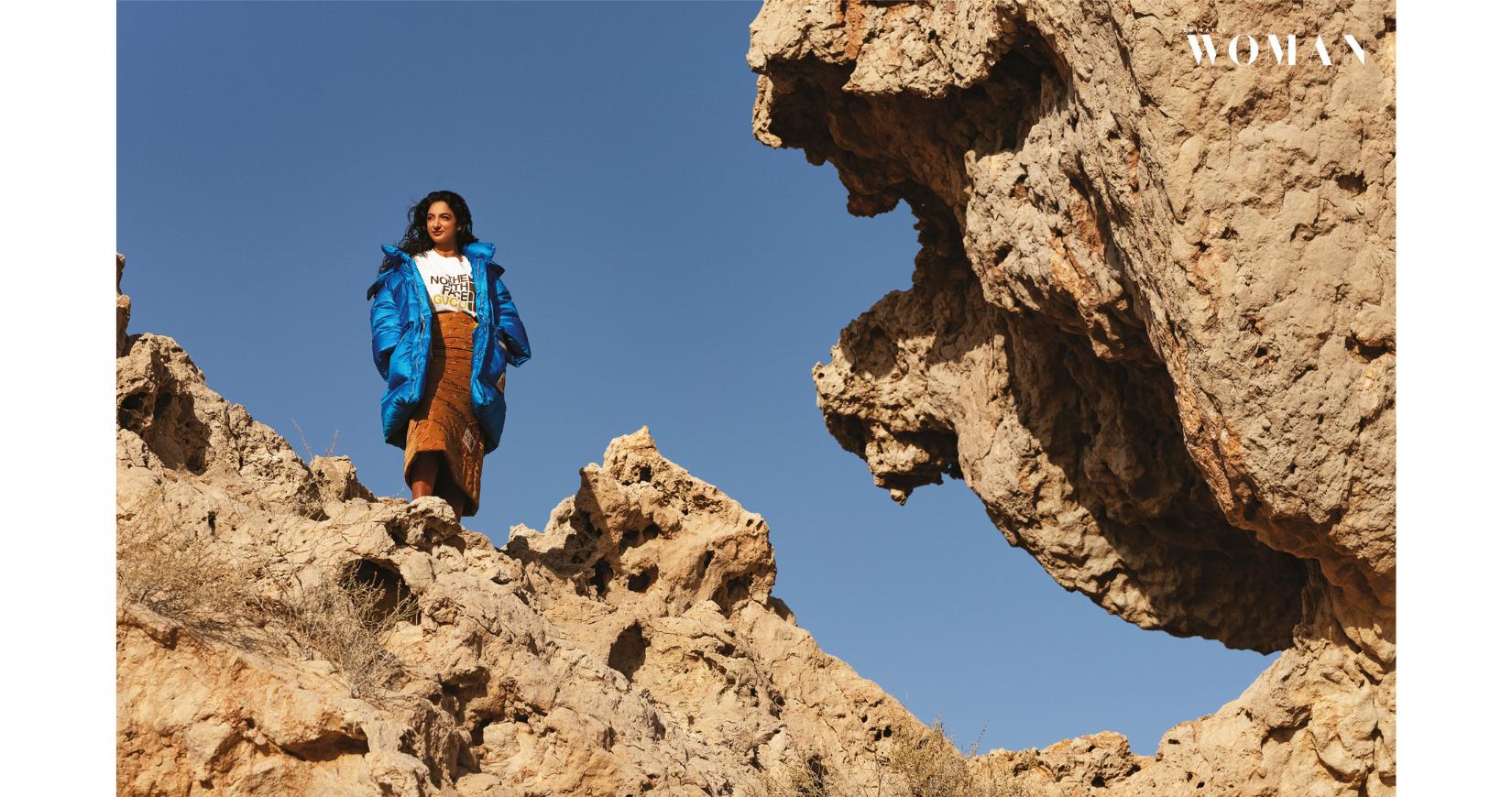 Gucci X The North Face Raha Moharrak (1)