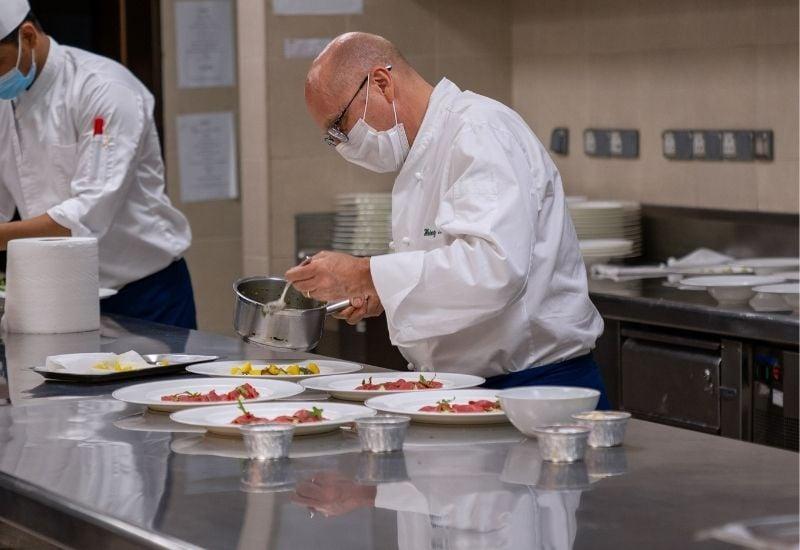Chef Heinz Beck - Social