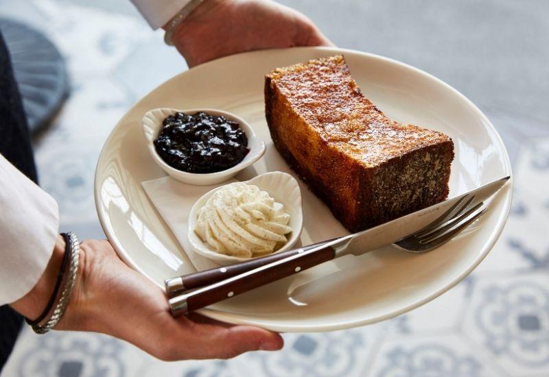 Chef Izu Dessert