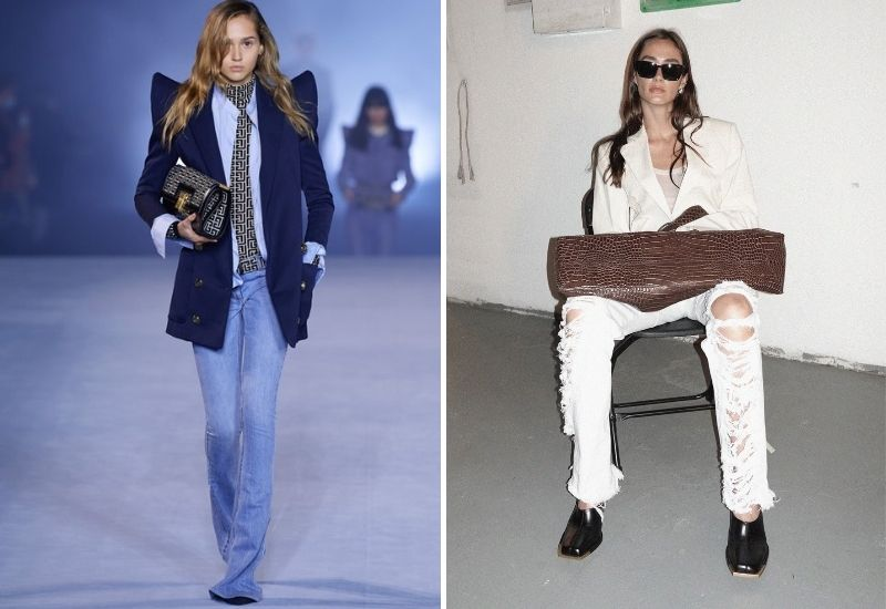 Runway Report - Denim Micro Trends
