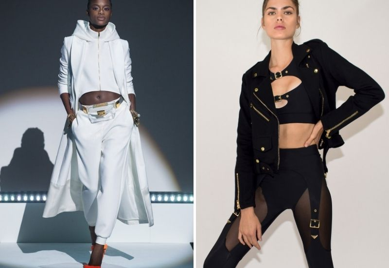 Runway Report - Retro sport