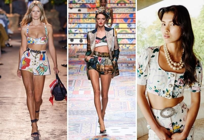 Runway Report - The Bralet