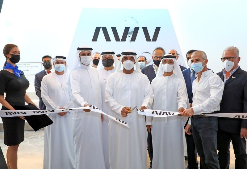 Aviv Clinics JLT inauguration