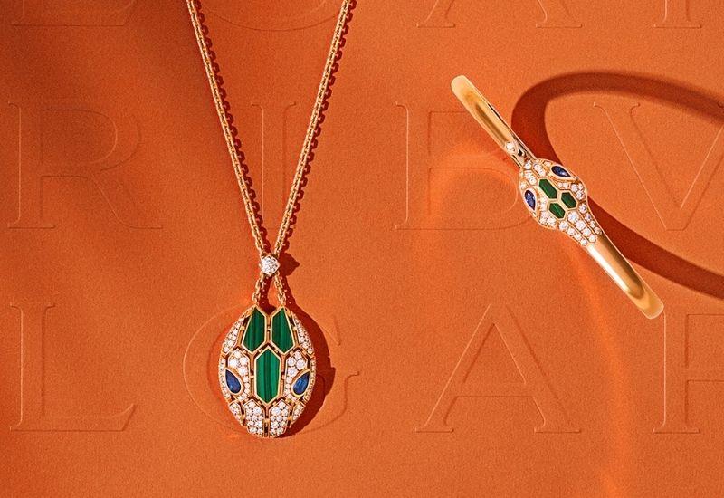 Bvlgari Ramadan jewellery