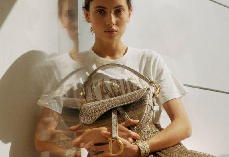 Dior Gold capsule