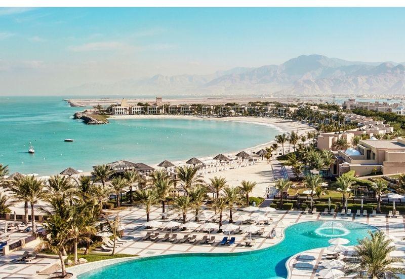 Hilton RAK staycation