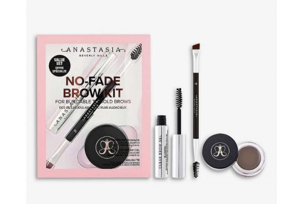 No-Fade Brow kit for buildable to bold brows Dhs130 Anastasia Beverly Hills available on SELFRIDGES