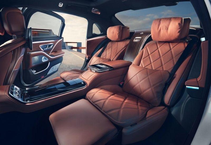 Mercedes Gargash Leather