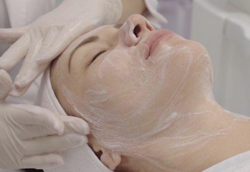 Anantara - Cleansing facial