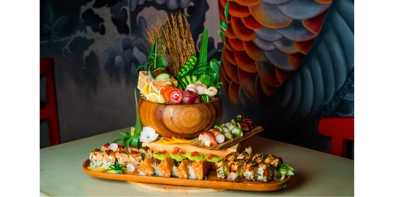 Bla Bla Dubai Sushi