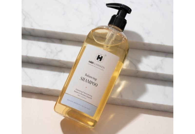 Harklinikken shampoo