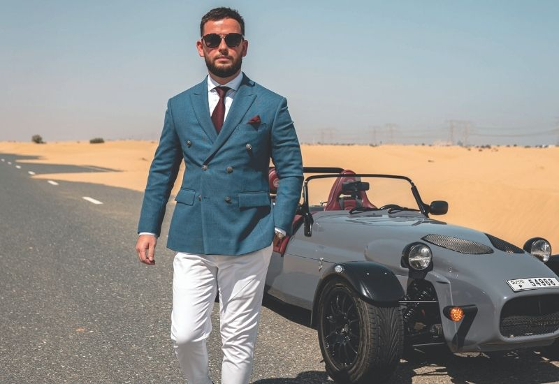 Suited & Booted tailoring
