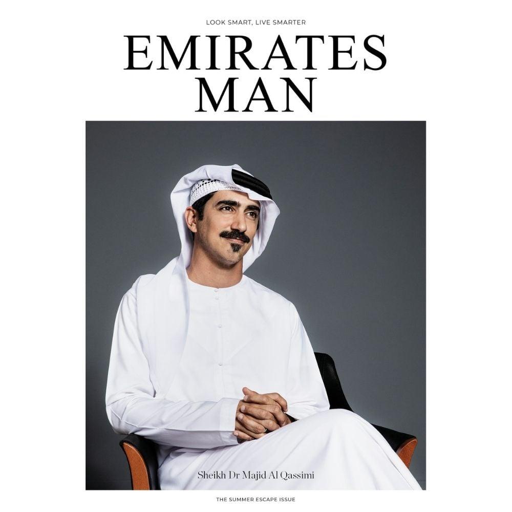 Emirates Man Summer Escape Cover