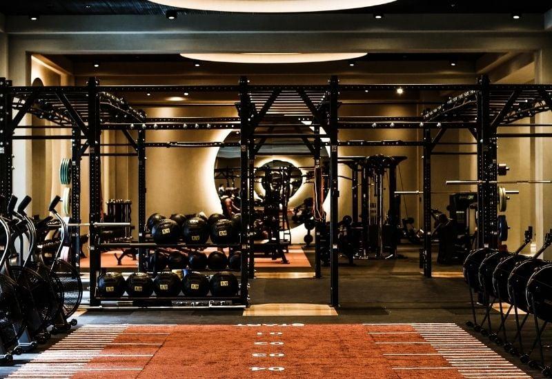 Warehouse Gym Kevin Teixeira