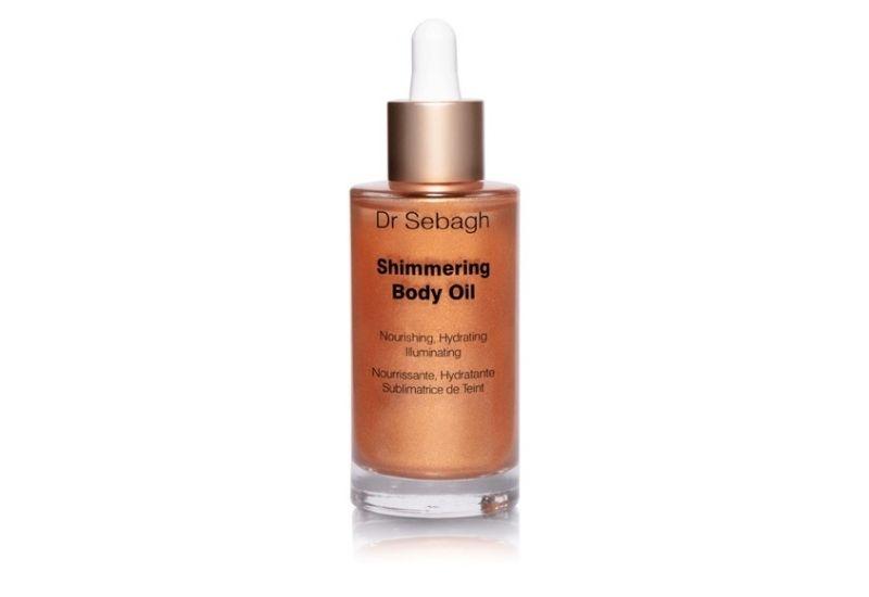 Dr Sebagh Shimmering Body Oil