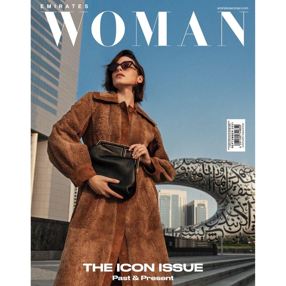 Emirates Woman x Fendi