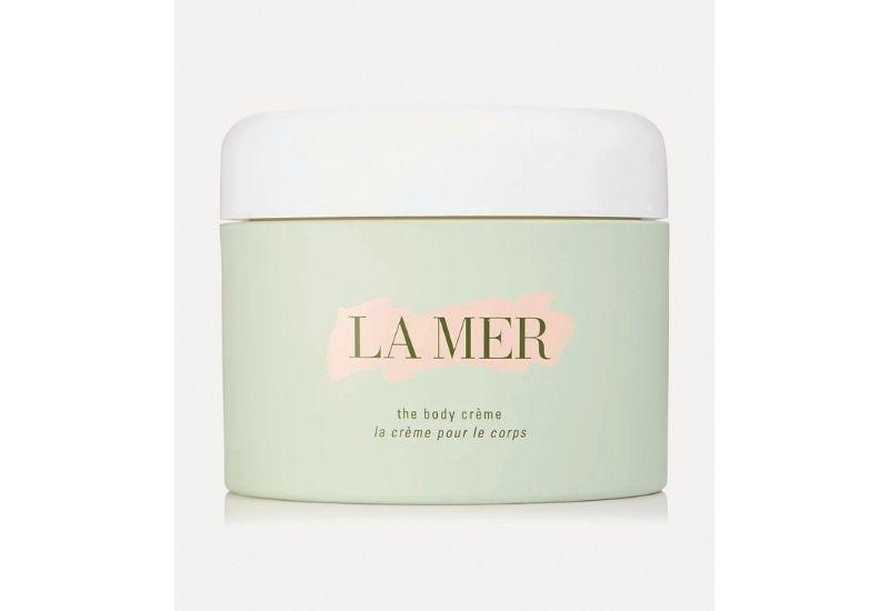La Mer body crème