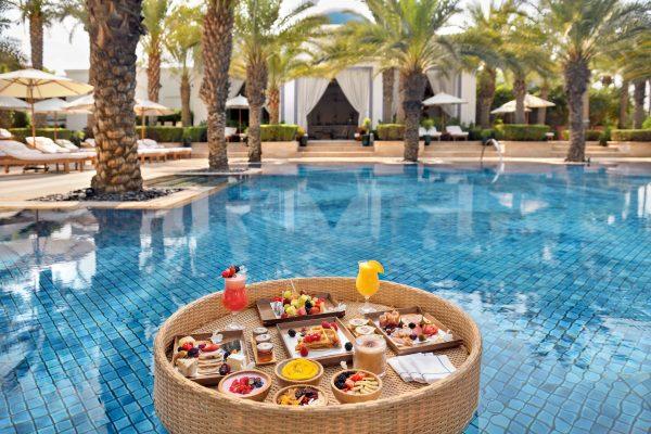 Pool Breakfast Basket Park Hyatt Dubai copy