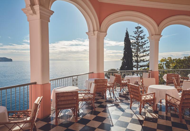 Reid's Palace, A Belmond Hotel – Madeira, Portugal